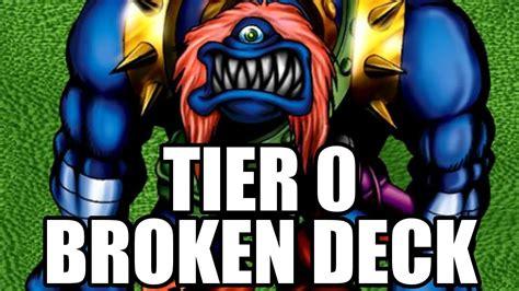 yugioh tier 0 broken deck