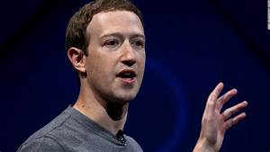 Mark Zuckerberg says sorry in full-page newspaper ads - CNN