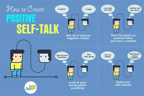 How To Practise Positive Self-talk