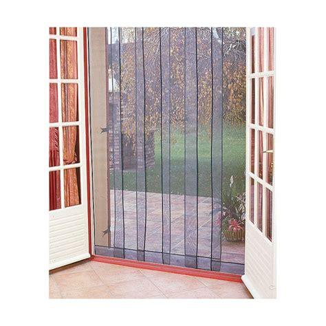 rideaux de porte moustiquaire rideau porte moustiquaire sur enperdresonlapin