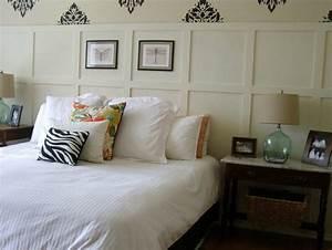 Kissen Für Bett Kopfteil : bett ohne kopfteil so wird das schlafzimmer gr er m bel schlafzimmer zenideen ~ Markanthonyermac.com Haus und Dekorationen