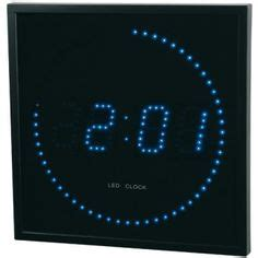 1000 images about horloges led on led clock and indoor