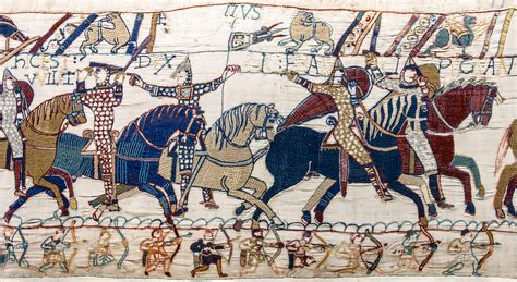 file bayeux tapestry scene55 william hastings battlefield jpg wikimedia commons