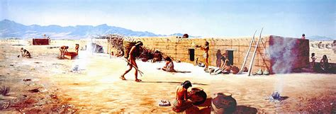 pueblo they are common to the southwest desert the earth pueblos