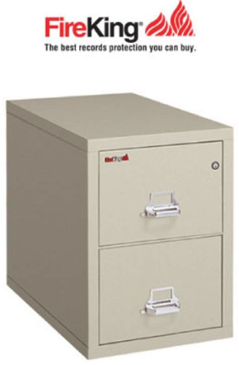 fireking 2 2131 c two drawer file cabinet with