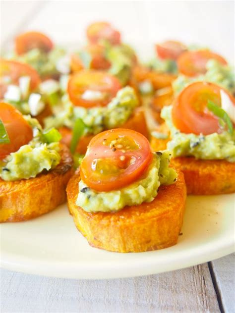sweet potato toppers easy recipe