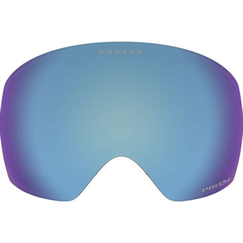 oakley flight deck xm prizm goggle replacement lens backcountry