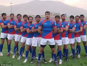 Afghanistan rugby team coming to England | Daily Mail Online