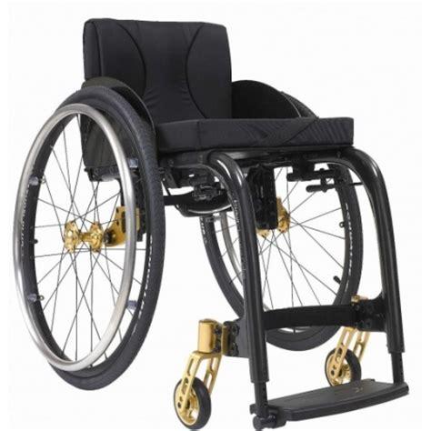fauteuil roulant actif pliable par ciseau