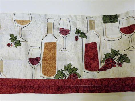 grape wine kitchen curtains wine bottles grapes kitchen curtains set tiers valance set