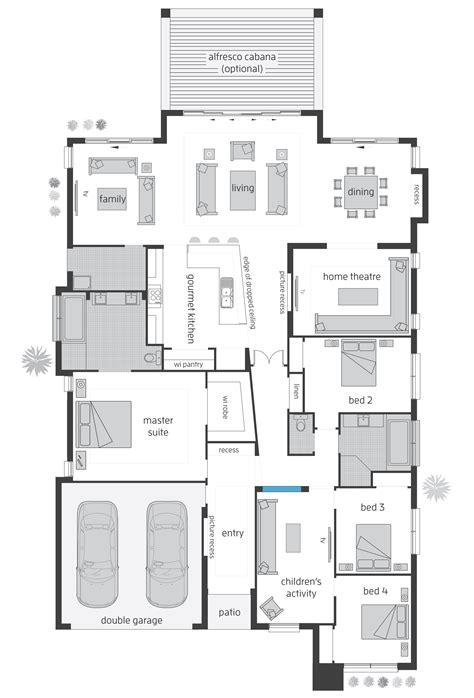 Beach House Floorplans Mcdonald Jones Homes Interiors Inside Ideas Interiors design about Everything [magnanprojects.com]