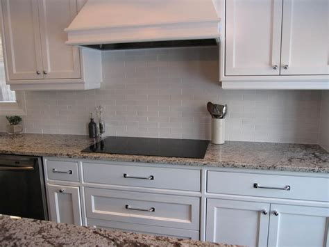 subway tile backsplash ideas with white cabinets amazing tile