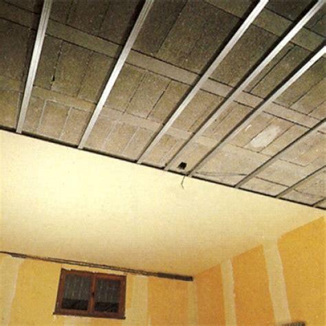 isolation d un plafond de sous sol en hourdis syst 232 me d maisonbrico