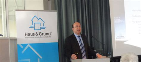 Haus & Grund Seminar Im Pressehaus