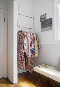 Kleiderstange An Wand : der kleine eingangsbereich 10 kluge einrichtungsideen freshouse ~ Markanthonyermac.com Haus und Dekorationen