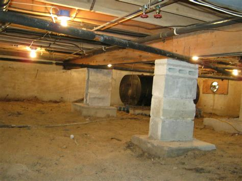 dryzone basement systems crawl space repair photo album