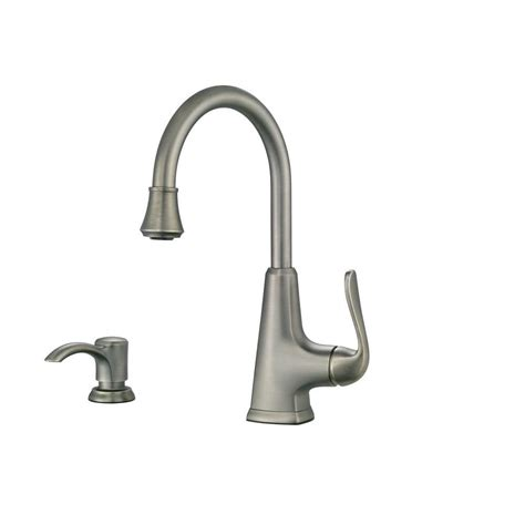 Pfister Pasadena Kitchen Faucet Slate by Pfister Pasadena Single Handle Bar Faucet In Slate F 072