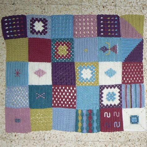 assemblage crochet facile partie 2 patty croch 232 te