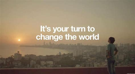 Change The World Quotes QuotesGram