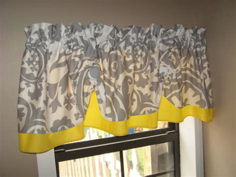 valance window curtain swagged swag custom made by countryruffles