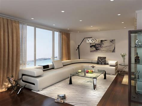 Beige Home Interiors  Home Design And Style