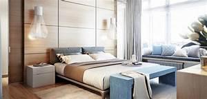 Ideen Schlafzimmer Farbe : kleines schlafzimmer 20 ideen rund ums einrichten farbe mehr ~ Markanthonyermac.com Haus und Dekorationen
