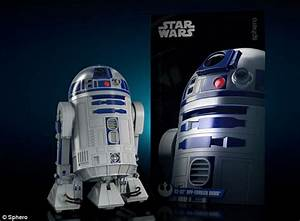 From an app controlled R2-D2 to an AR helmet that lets you ...