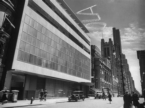 museum of modern new york a picture from the past and design the guardian