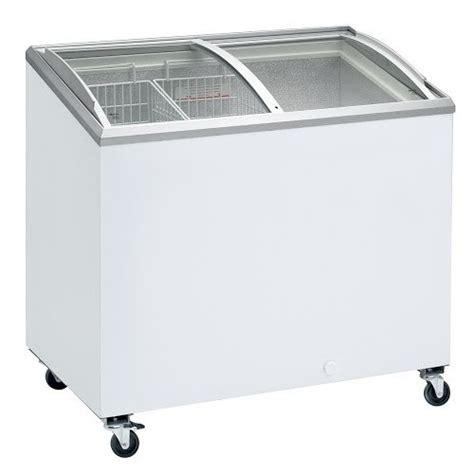 congelateur professionnel coffre porte vitr 233 e bomb 233 e et coulissantes ic 300 sceb 264 litres
