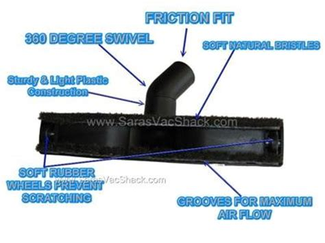 floor brush attachment for dyson dc07 dc14 vacuum