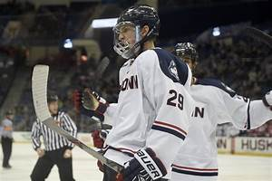 UConn's Tage Thompson Could Realize His NHL Dream Friday ...