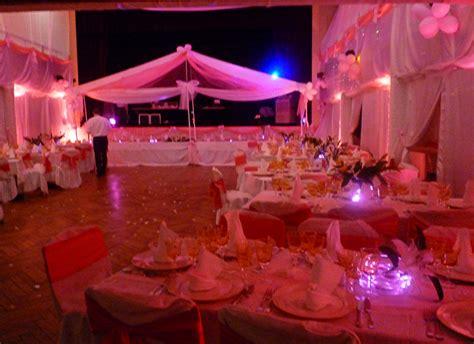 decoration pour salle mariage fete reception galerie photo