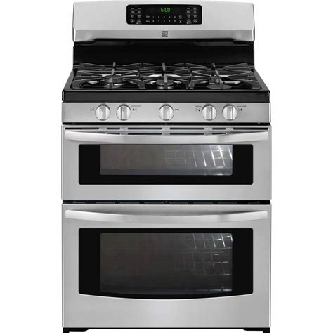 kenmore 78043 5 9 cu ft oven gas range stainless steel