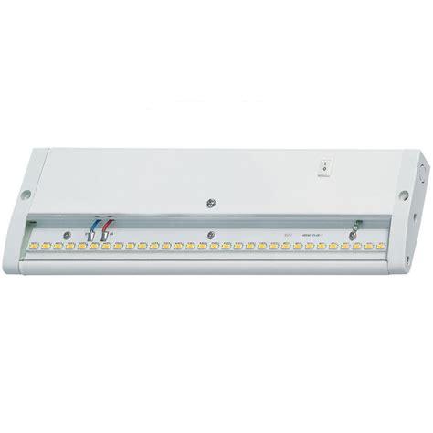 sea gull lighting ambiance 12 in 120 volt led task light