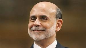 Who Knew? Fed Chairman Ben Bernanke Is A Funny Guy : The ...