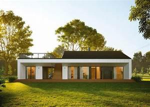 Fertighaus Bungalow Holz : fertighaus und bausatzhaus 452 oscar classic kaufen ~ Markanthonyermac.com Haus und Dekorationen