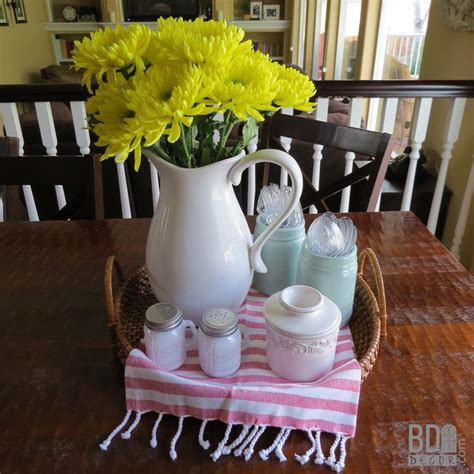 best 25 everyday centerpiece ideas on kitchen table decor everyday everyday table