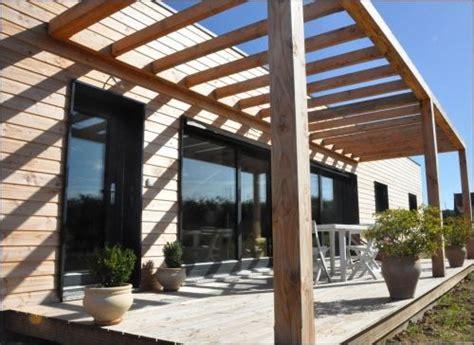 une maison bois passive en bourgogne construction chalets et pergolas