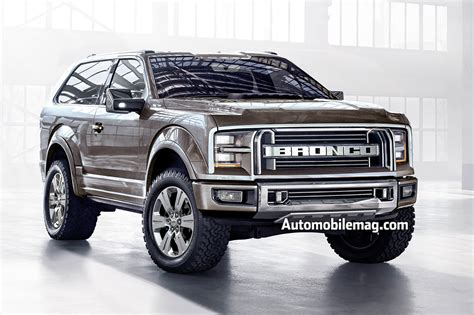 New Ford Bronco 2020 Will Gets Solid Axles