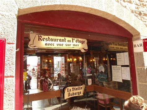 la vieille auberge mont michel restaurant reviews phone number photos tripadvisor