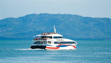 Difference Between Catamaran And Ferry by Koh Samui To Koh Tao Which Ferry Is The Best