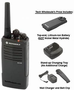 Motorola RDU2020 Radios and Accessories from Tech Wholesale