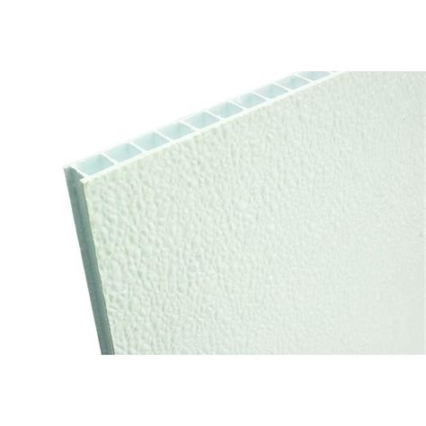 fibercorr 0 350 in x 48 in x 96 in corrugated frp wall