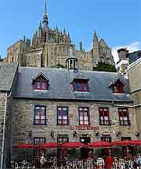 mont michel restaurants and dining mont michel normandy