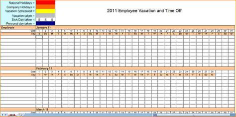 employee roster template retail blank monthly employee schedule template templates
