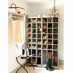 Ideen Für Schuhschrank : ordnung in den flur bringen schuhregal selber bauen ~ Markanthonyermac.com Haus und Dekorationen