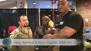 Exclusive: Hany Rambod (Trainer) & Kevin English (IFBB Pro)