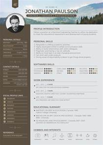 free modern resume template 28 images free modern resume template 10 free resume templates