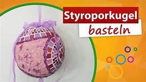 Styropor Selber Machen : styroporkugel basteln dekokugeln aus styropor youtube ~ Markanthonyermac.com Haus und Dekorationen