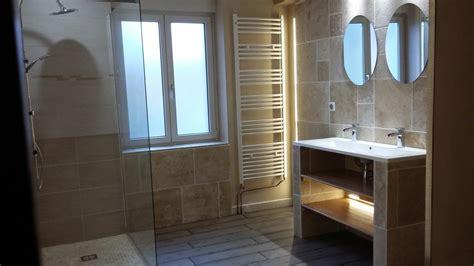carrelage mural salle de bain en naturelle
